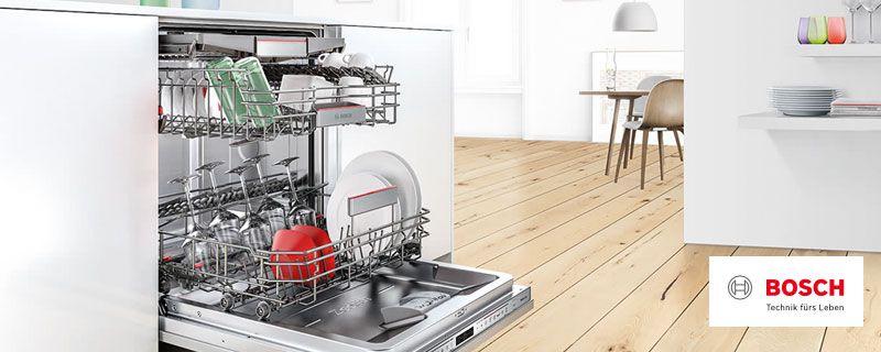 Bosch Geschirrspüler Mit Perfectdry Ihr Küchenfachhändler Aus