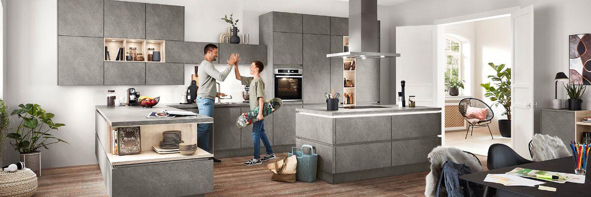 nobilia Küchen - Ihr Küchenfachhändler aus Lohmar ...